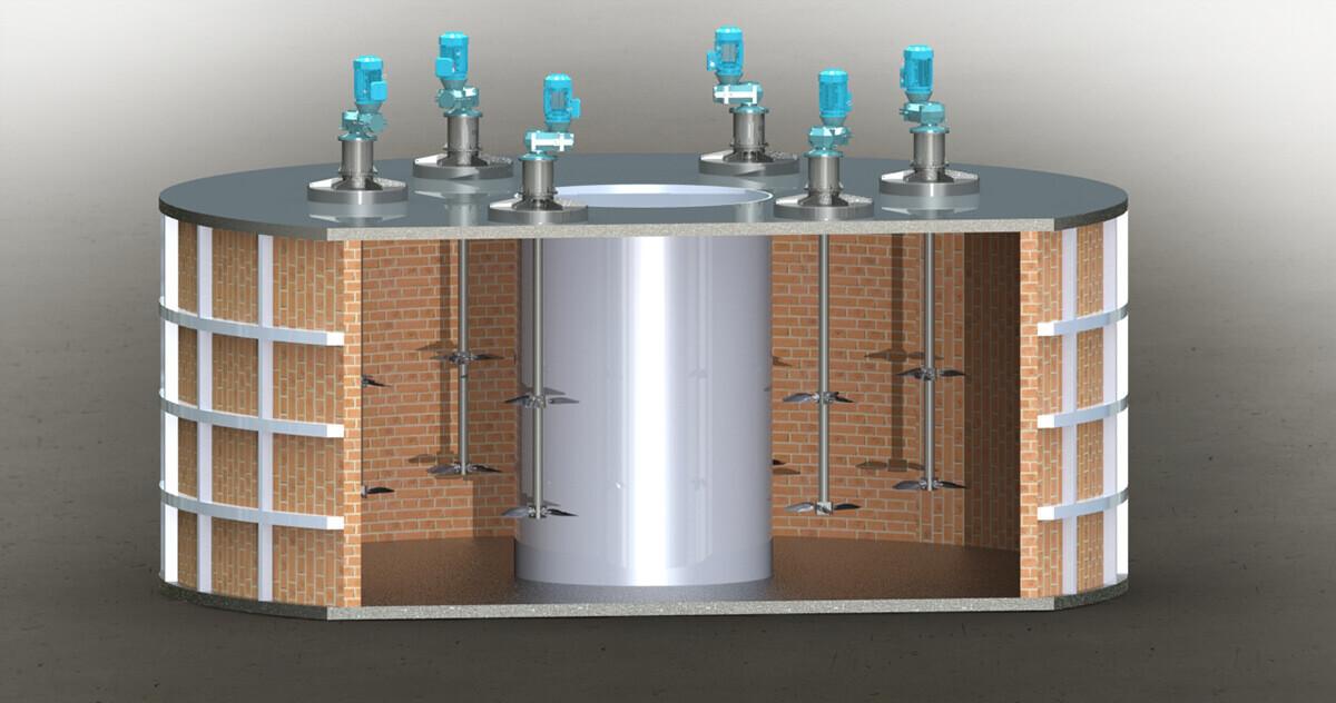 Optimization of fertilizer process
