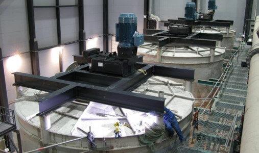 Optimization of wastewater treatment