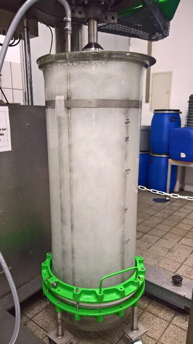Fermentation process 2