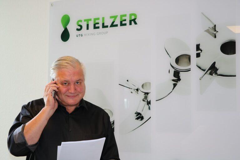 Jürgen Rasch, Stelzer, UTG Mixing Group