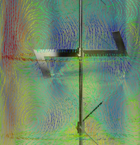 CFD simulation: ZETA